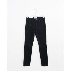 Acne Studios Black Skin 5 Skinny Jeans sz 26 NWT